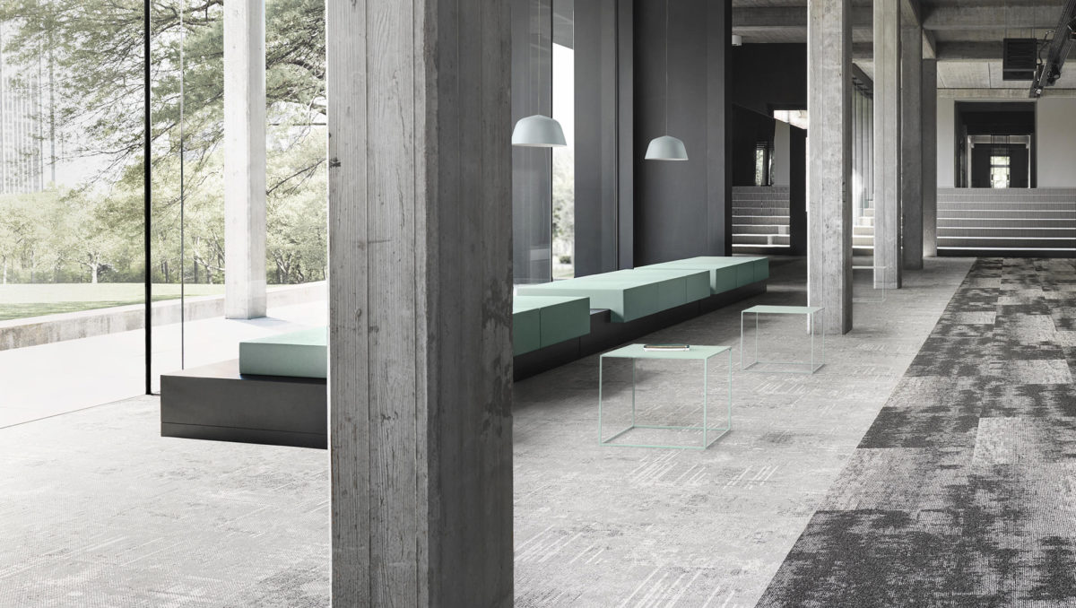Desso Carpets Street View and Street Tracks Collections | Inspired from the urban landscape