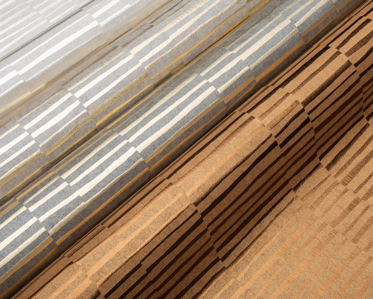 Vogue by Omexco, non-woven textile wallcovering