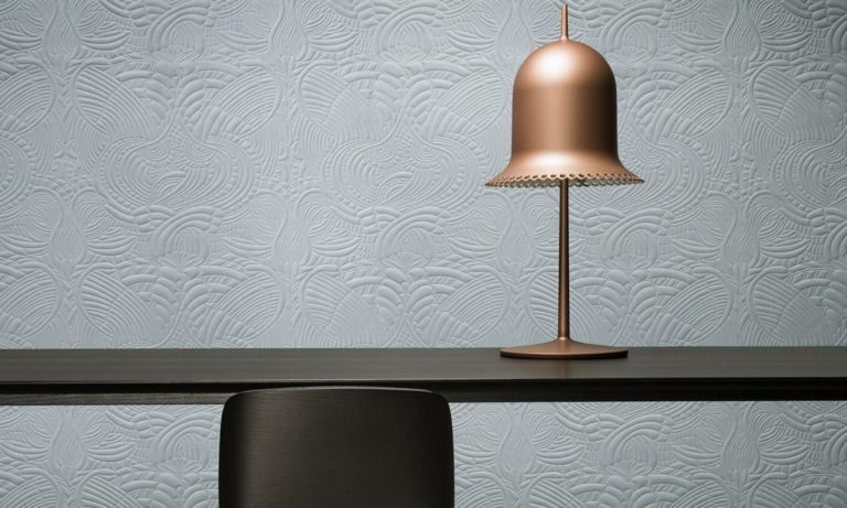 Moooi Wallcovering Extinct Animals by Arte, Dodo Pavone pattern