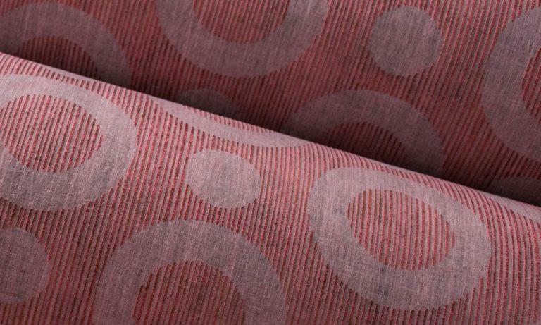 Moooi Wallcovering Extinct Animals by Arte, Umbrella Squid pattern, close up