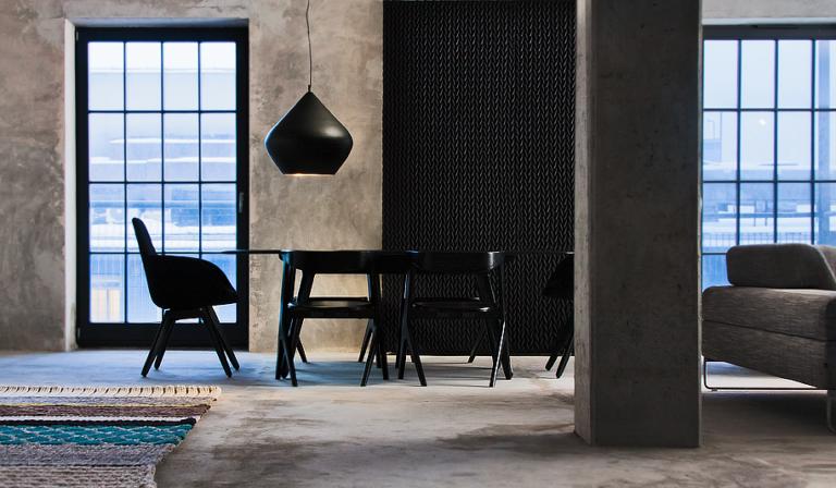 Cello by Casalis, interior