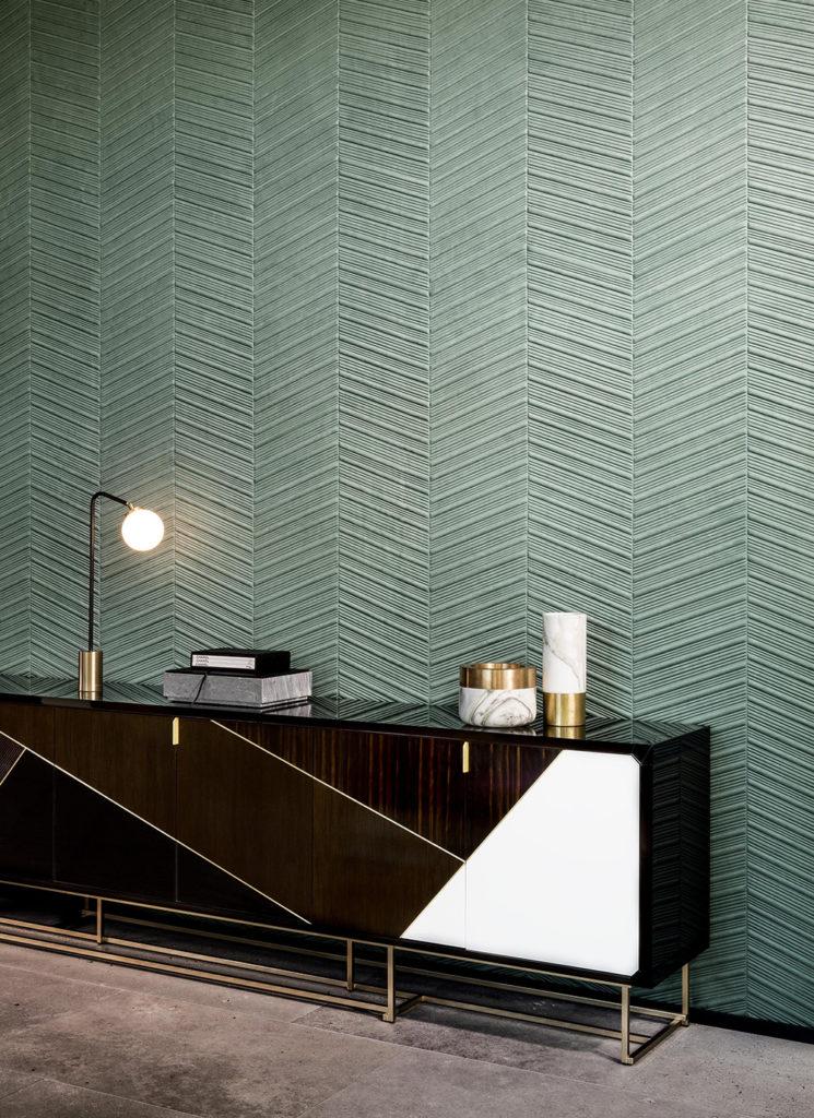Spectra, Parquet pattern by Arte