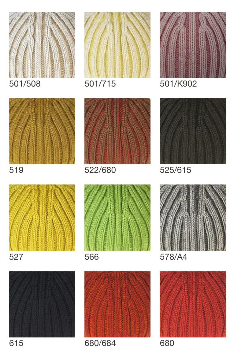 Bonnet Indoor Colors