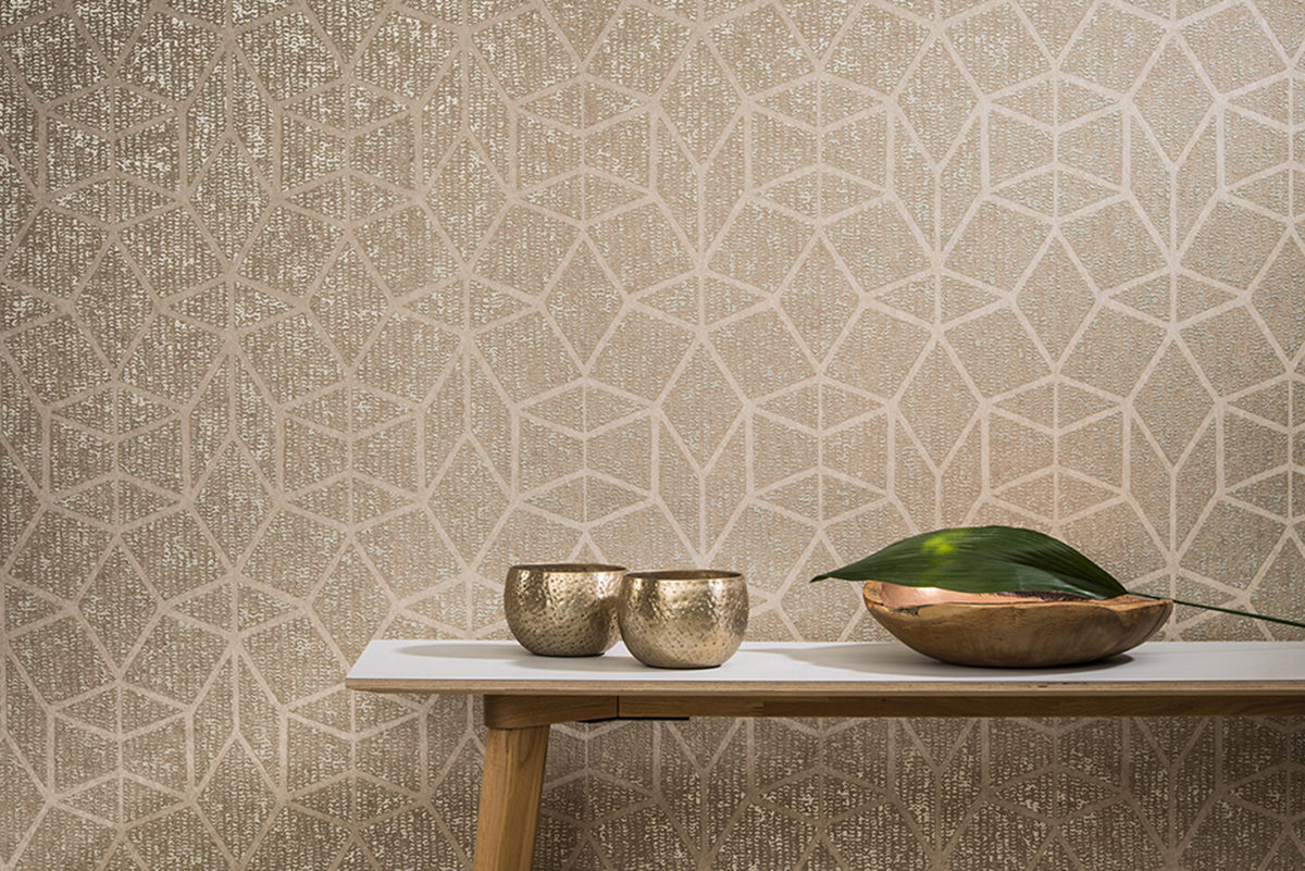 Avenue by Omexco, non-woven textile wallcovering