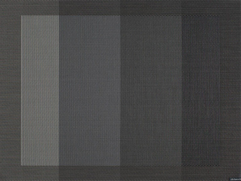 Color Tempo by Chilewich, Slate