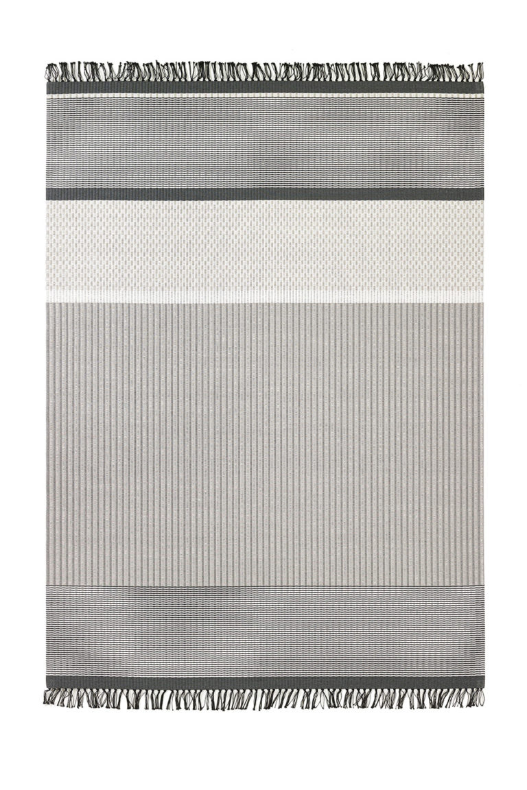 San Francisco, Stone white, multi-coloured