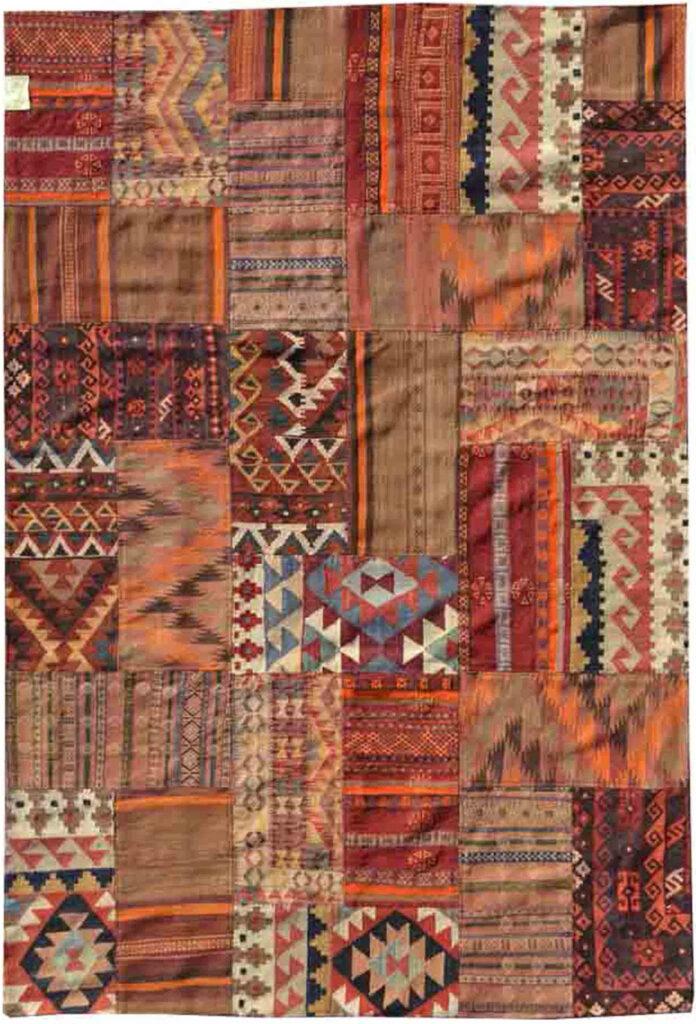 Patchwork Kilim by Ornate