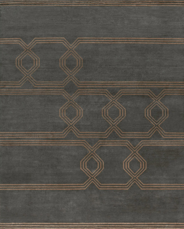 Koy by Kristiina Lassus, grey green – copper