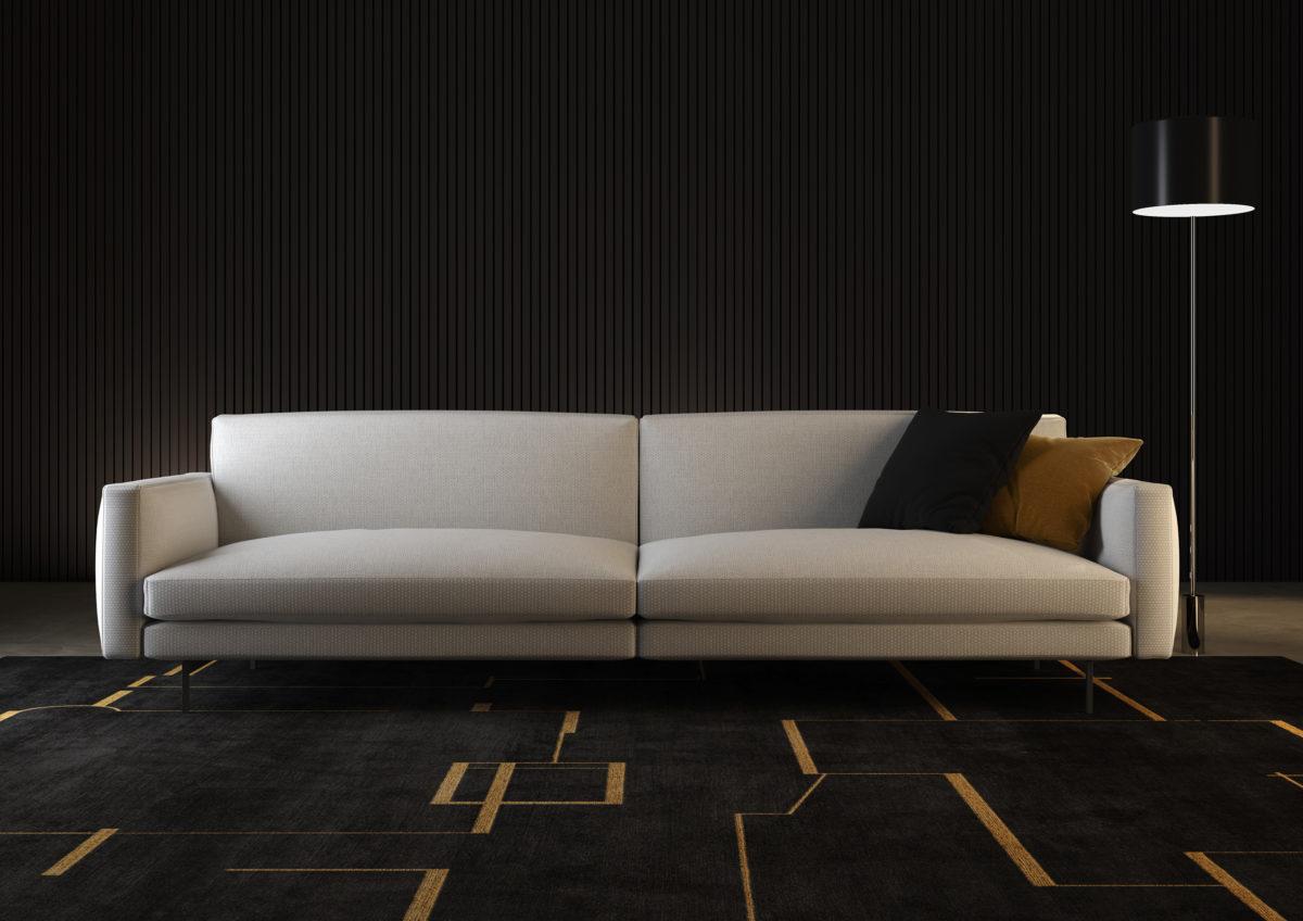 Meet Kristiina Lassus' beautiful rugs!