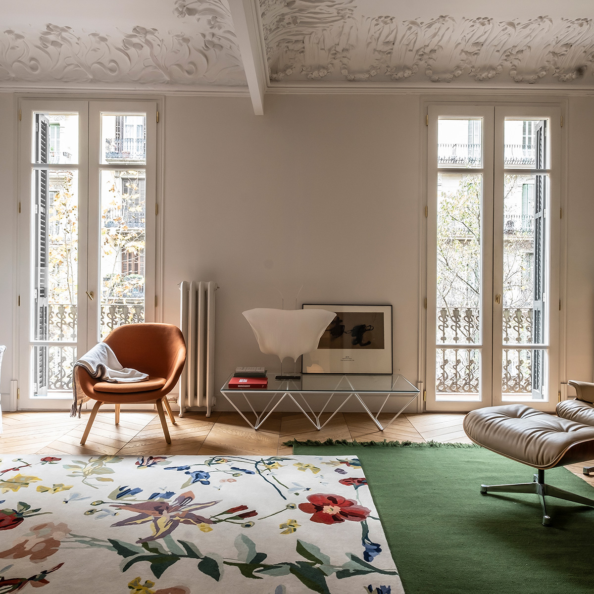 Carpet shopping from the comfort of your home