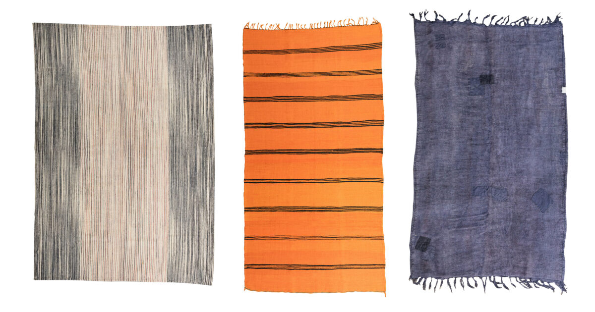 Kilims, the epitome of style