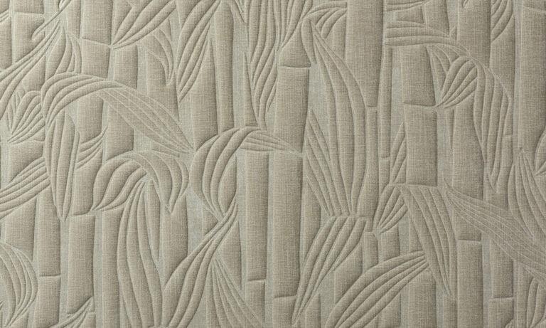 Bambusa, linen close up
