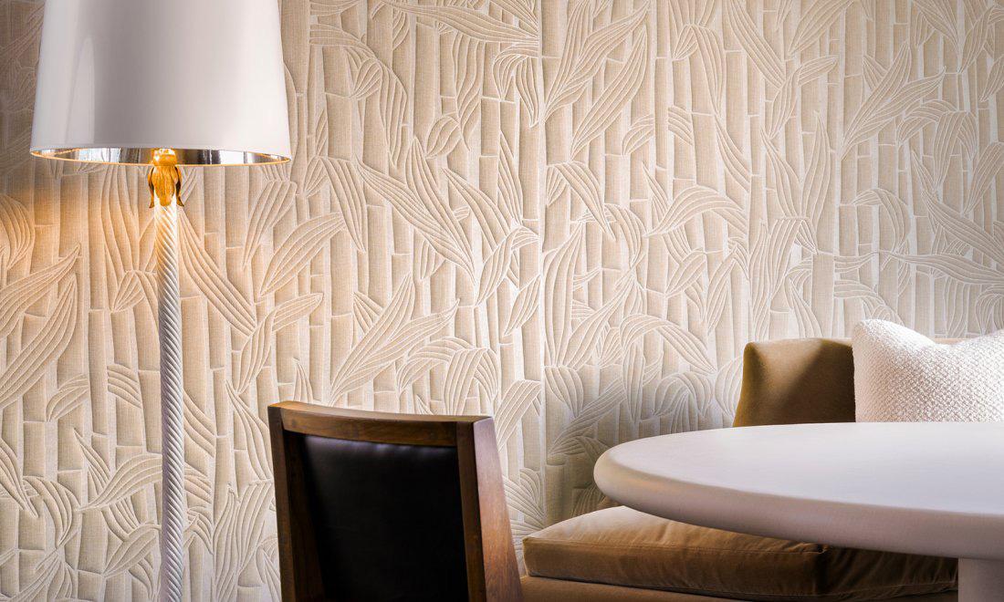 Bambusa, sand interior