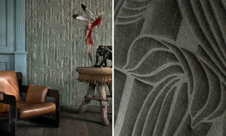 Bambusa, thyme interior