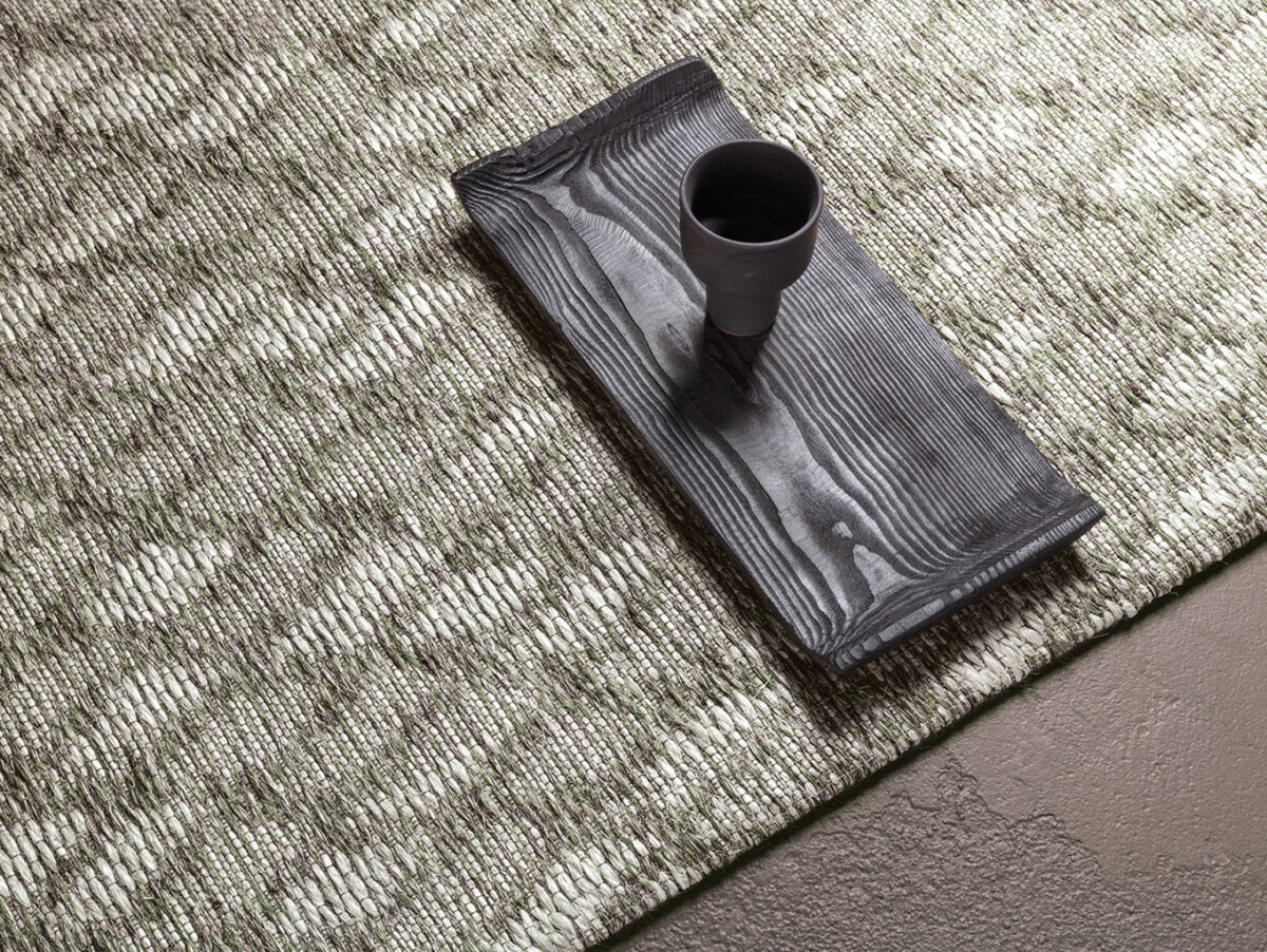 Bahia by Limited Edition, Cozy Green, close up