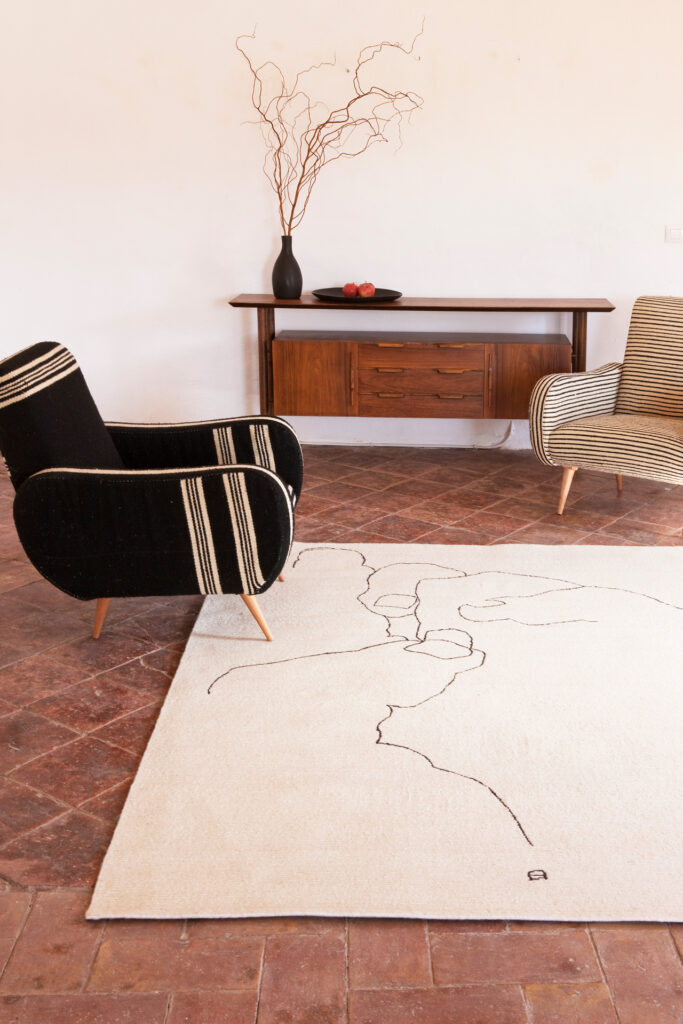 Mano 1993, Chillida Collection by Nani Marquina, ambient