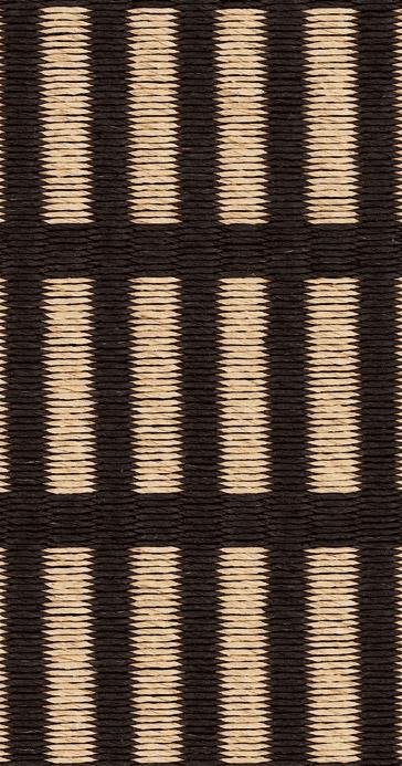 New York, black natural, paperyarn detail