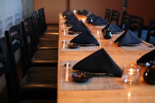 Chilewich designs in the best restaurants and hotels around the world