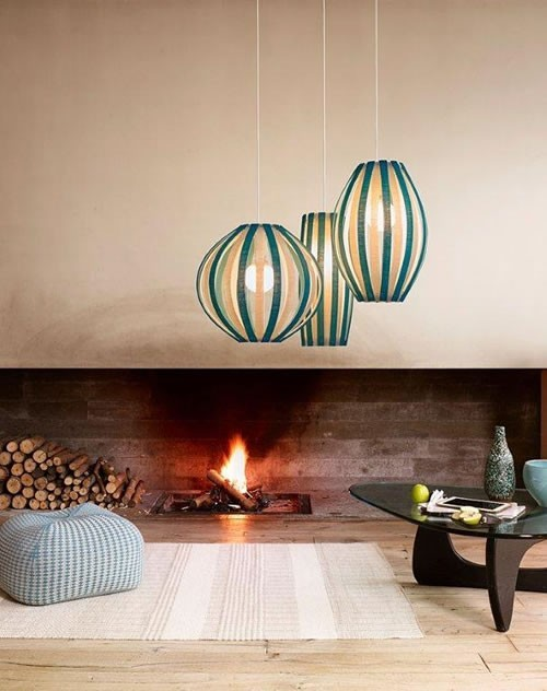 Bonnet Bright by Casalis: the renown pouf, now a lamp