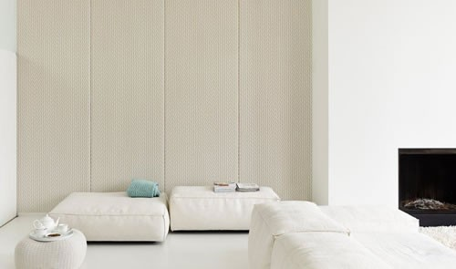 Architextiles by Casalis: combining sound absorption
