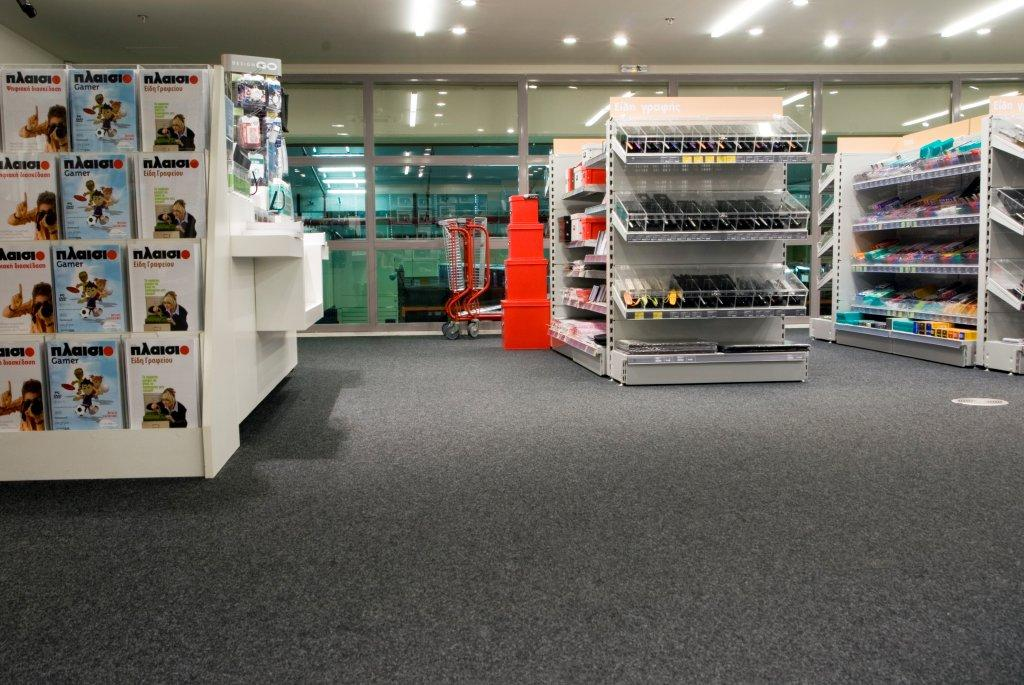 aslanoglou contract carpet's 5000 m2 contract with plaisio