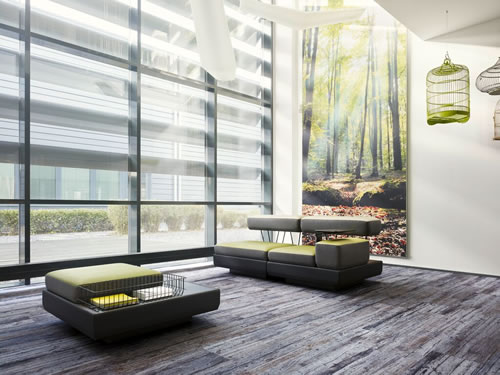PLANKX - Design textile floor coverings - TIMBER