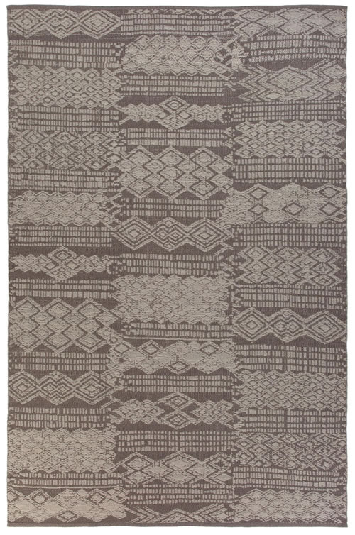 Outsider by Limited Edition, a woven rug, water and sun proof