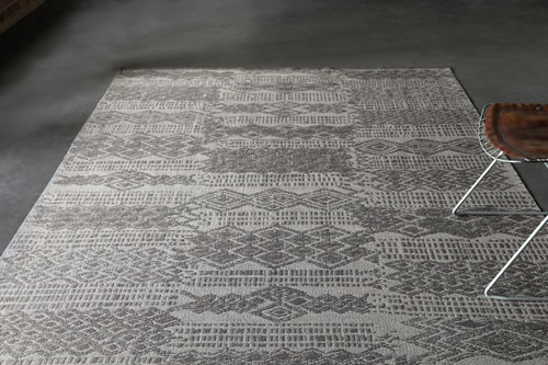 Outsider by Limited Edition, a woven rug with a pvc and polypropylene pile