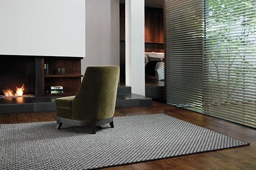 Shine: Αn all sisal carpet by Limited Edition