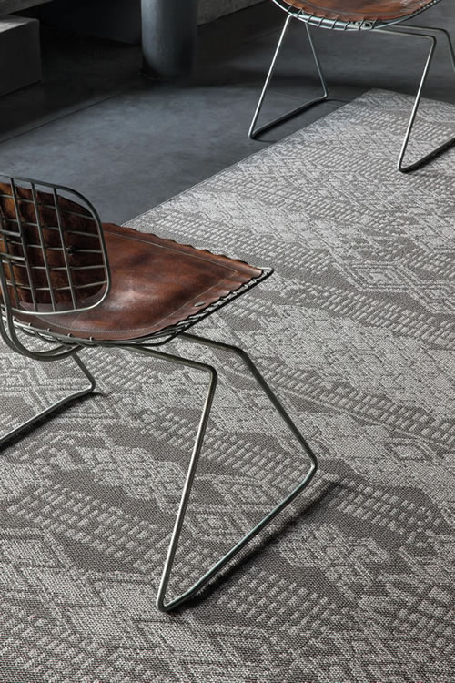 Outdoor and indoor new rug collection by Limited Edition